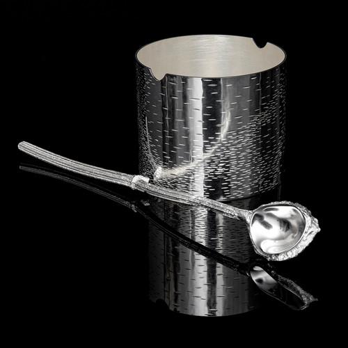 Rannoch Sugar Pot & Spoon, 2020.