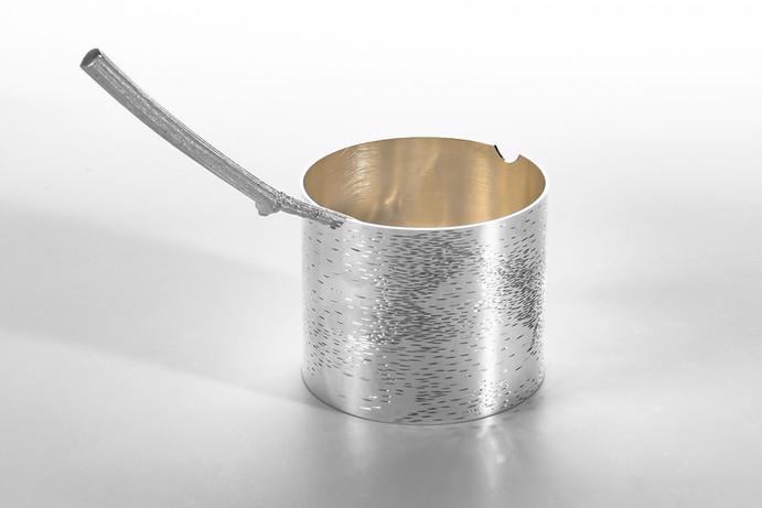Rannoch Sugar Pot & Spoon, 2020