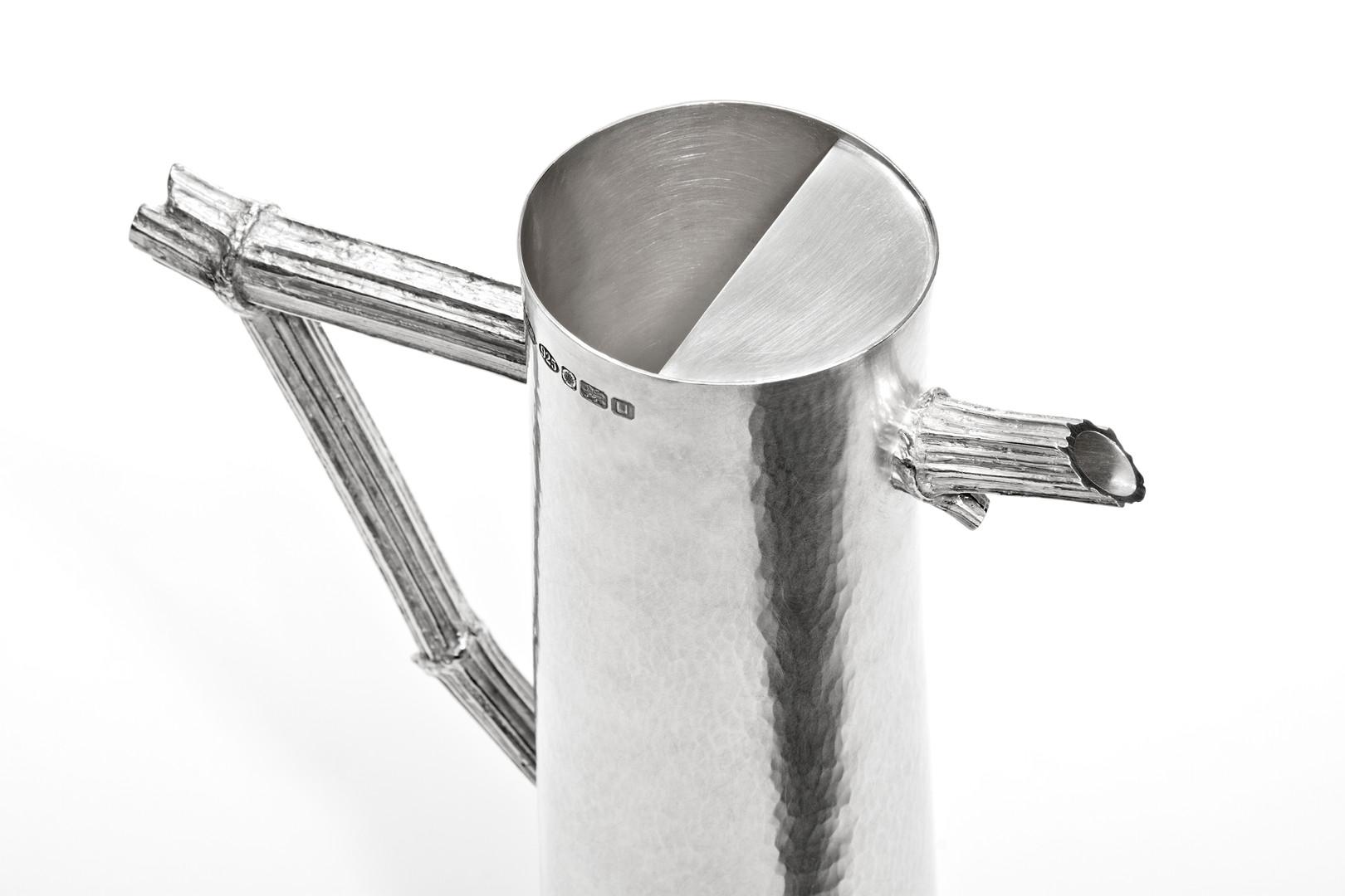 Sterling Silver Jug, 2018