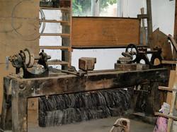 Atelier d'artisan