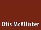 Otis McAllister Logo