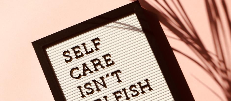 Cuidar de si também é cuidar dos outros: lição pessoal