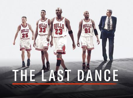 """""""The Last Dance"""" - O que o documentário realmente nos conta sobre sucesso?"""