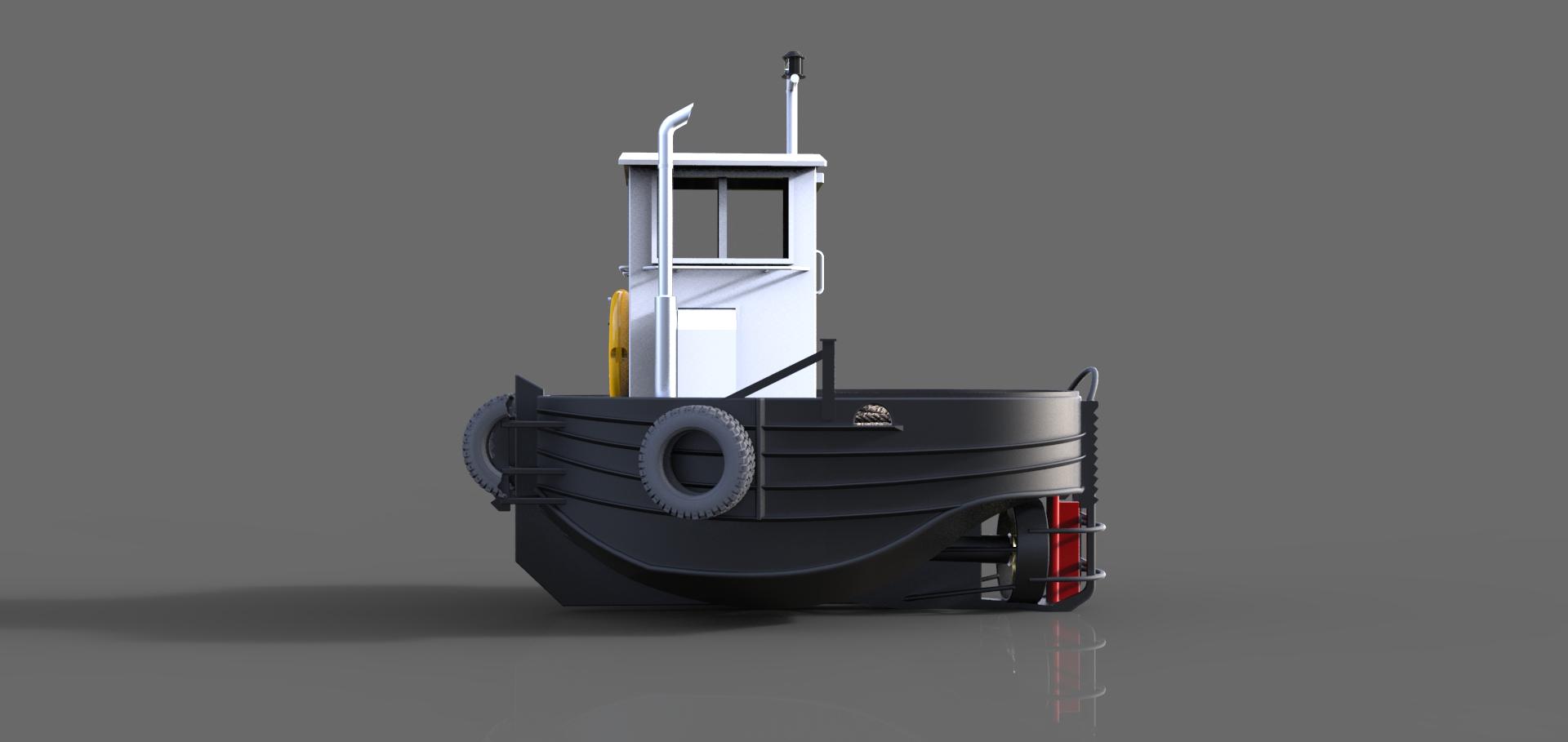 Mini Tug 1