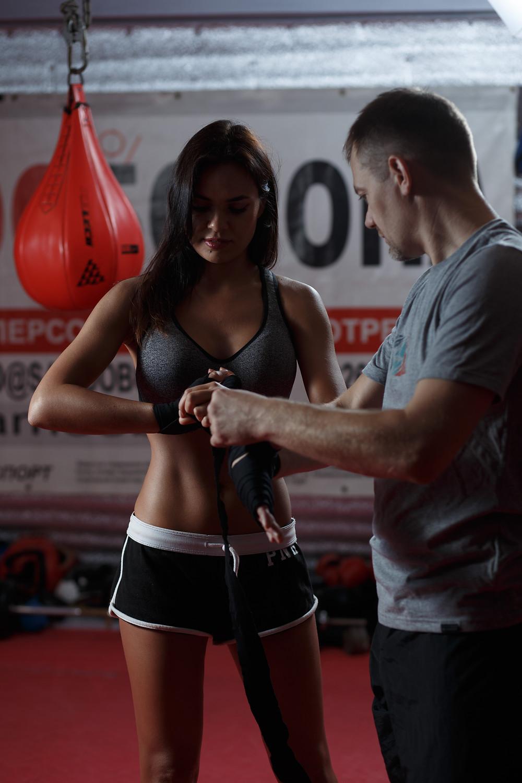 Лучший способ взаимопонимание - совместные тренировки по самообороне