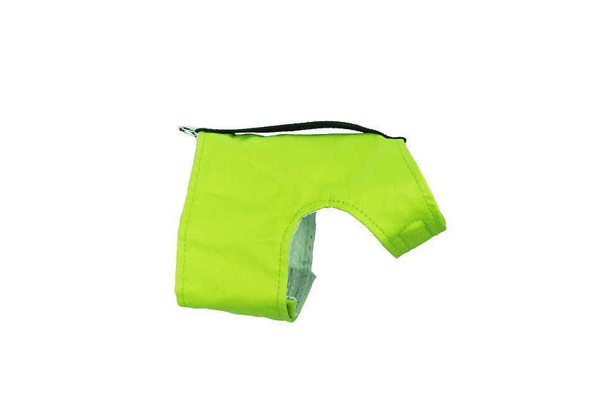 Techno Wrap Green- Mesh