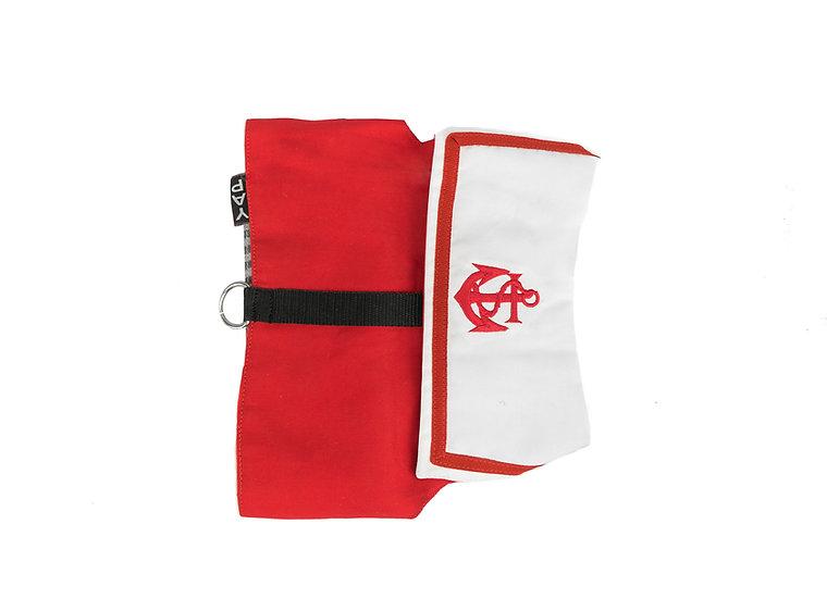 Nautical Wrap- Red