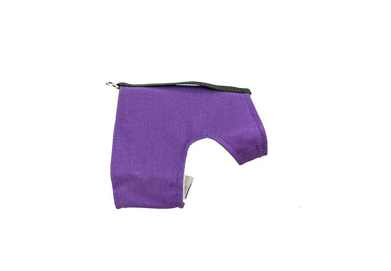 Techno Wrap Purple- Mesh