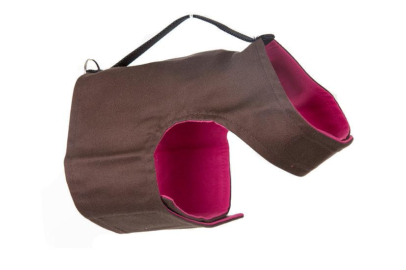 Classic Wrap-Bubblegum Brown