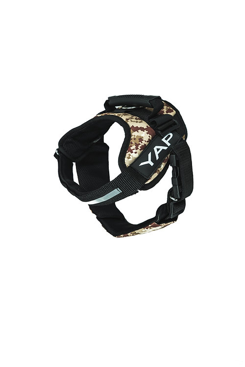 Beta Noir Harness- Digital Camo