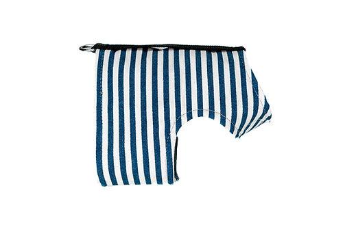 Classic Wrap-Breton Stripe