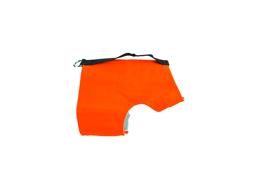 Techno Wrap Orange- Mesh