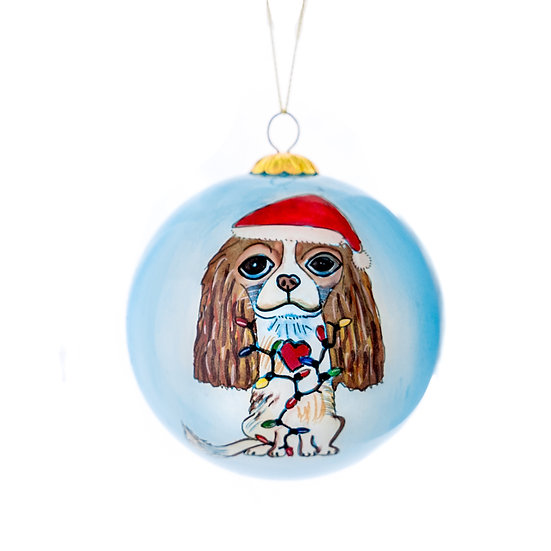 Cavelier Ornament
