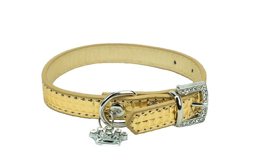 Gold Sparkle collar