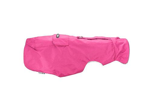 Tech Coat- Matte Pink