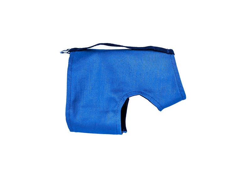Classic Wrap- Royal Blue
