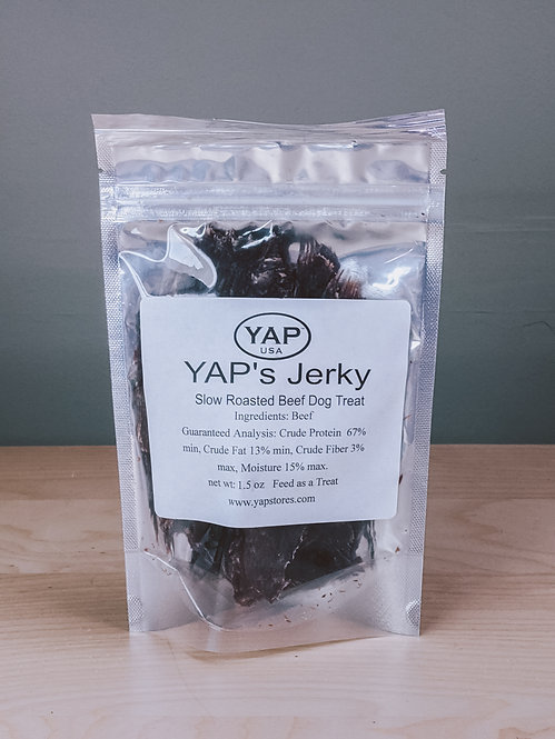 YAP's Jerky