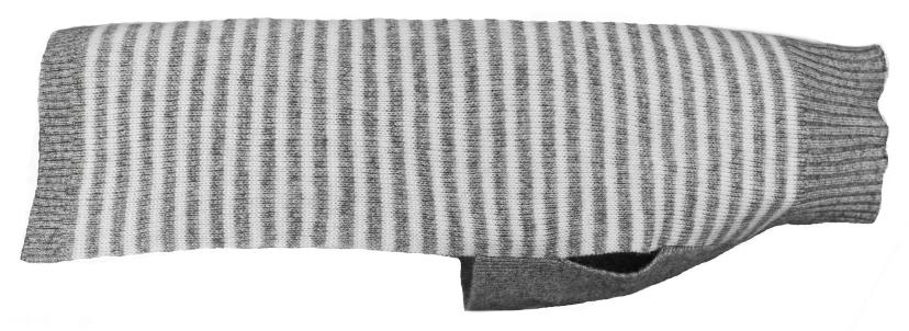 Cashmere Sweater Campus Stripes