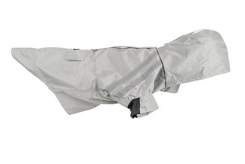 Platinum Dog Raincoat with Adjustable technology size view