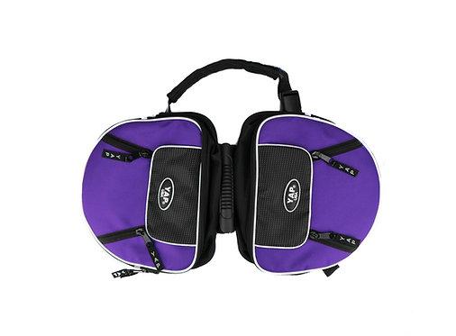 Compression Saddle- Purple