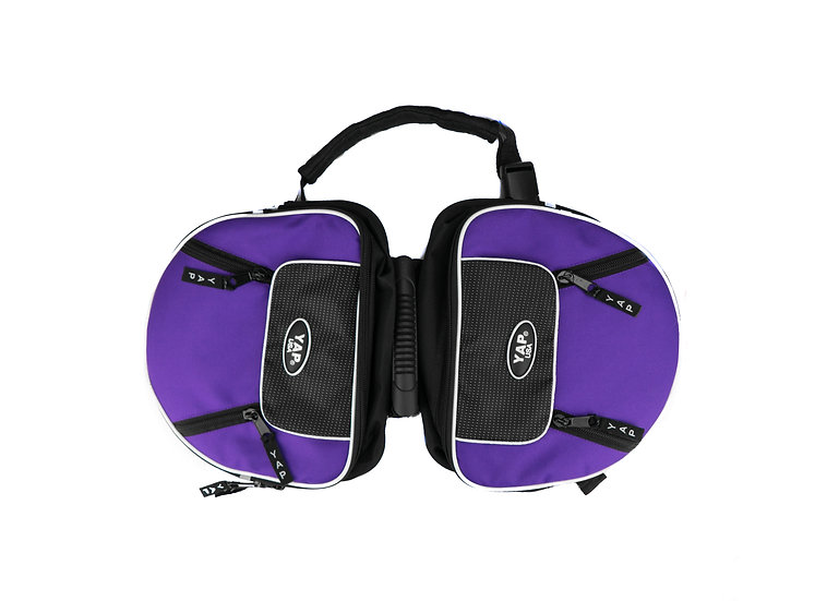 Compression Saddle- Purple