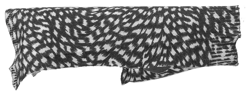 Cashmere Sweater Animal Print
