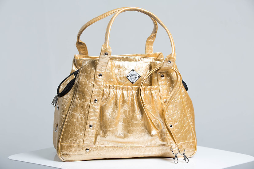 Mommy & Me Carrier (Gold)