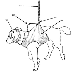 YAP Wrap® Patent Diagram