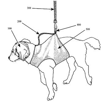 YAP Wrap® Patent Diagram