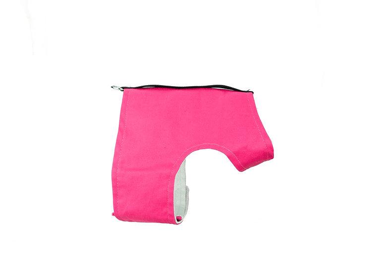 Techno Wrap Pink-Mesh