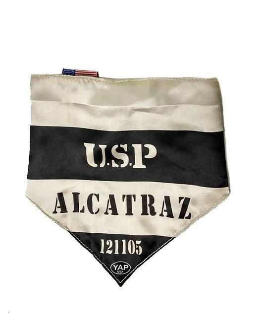 Alcatraz Bandana