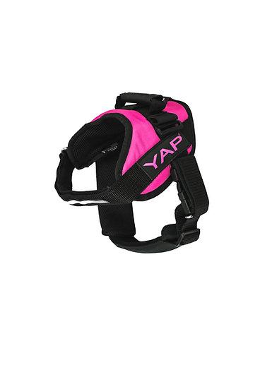 Beta Noir Harness- Pink