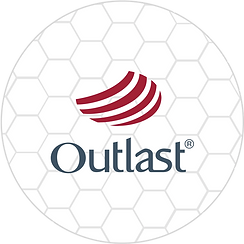 Outlast® Temperature Regulation Fabric Logo