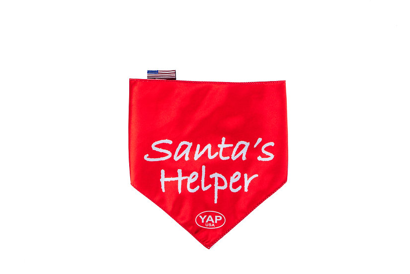 Santa's Helper Bandana