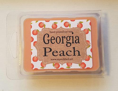 Georgia Peach Wax Melt