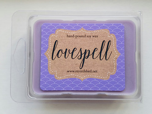 Lovespell Wax Melt