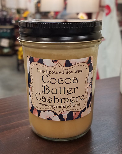Cocoa Butter Cashmere