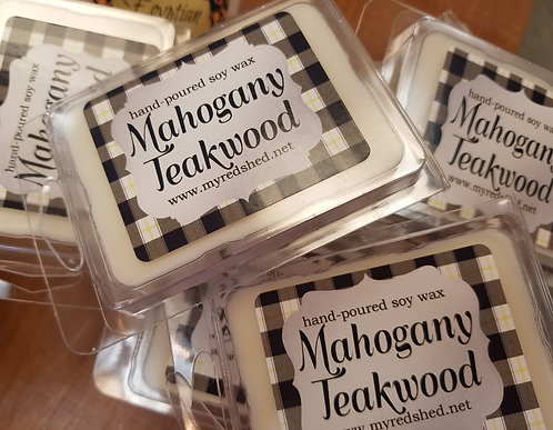 Mahogany Teakwood type