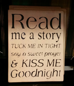 Read me a story...