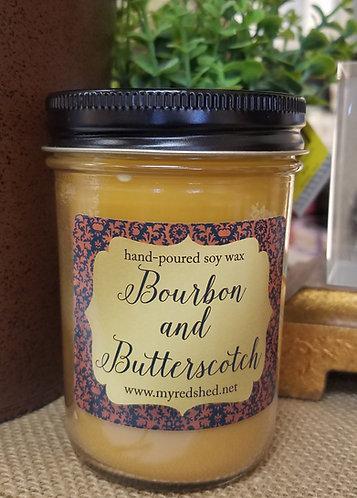 Bourbon and Butterscotch