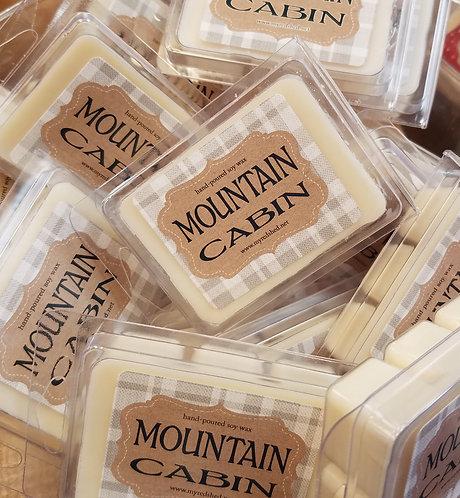 Mountain Cabin Wax Melt