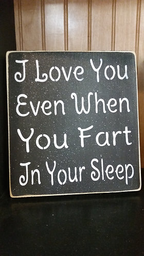 Fart in Sleep
