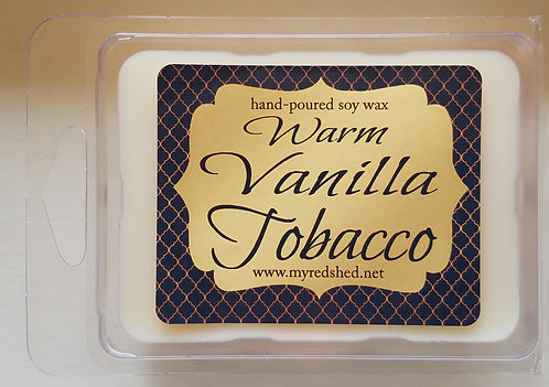 Warm Vanilla Tobacco Wax Melt