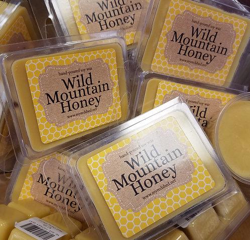 Wild Mountain Honey Wax Melt