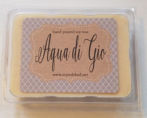 Aqua di Gio Type Soy Wax Melt