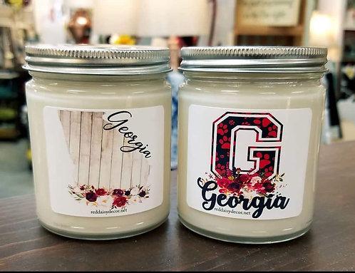 Georgia Candle