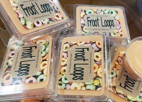 Froot Loops Wax Melts