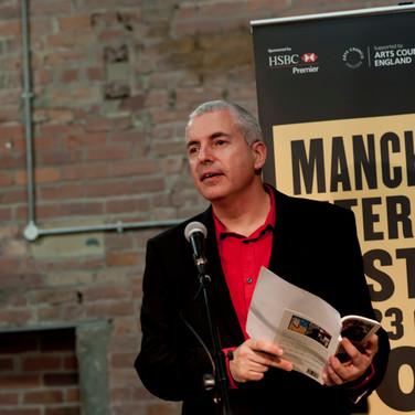 2012 Manchester Literary  Festival (photographer C Keller-Jackson)