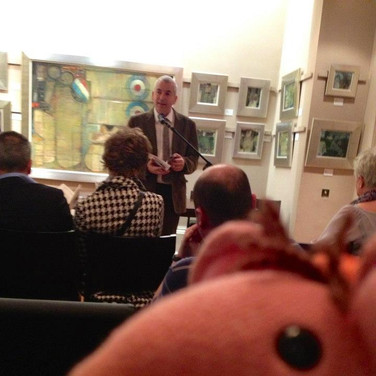 Heckled by Clangers in Glasgow