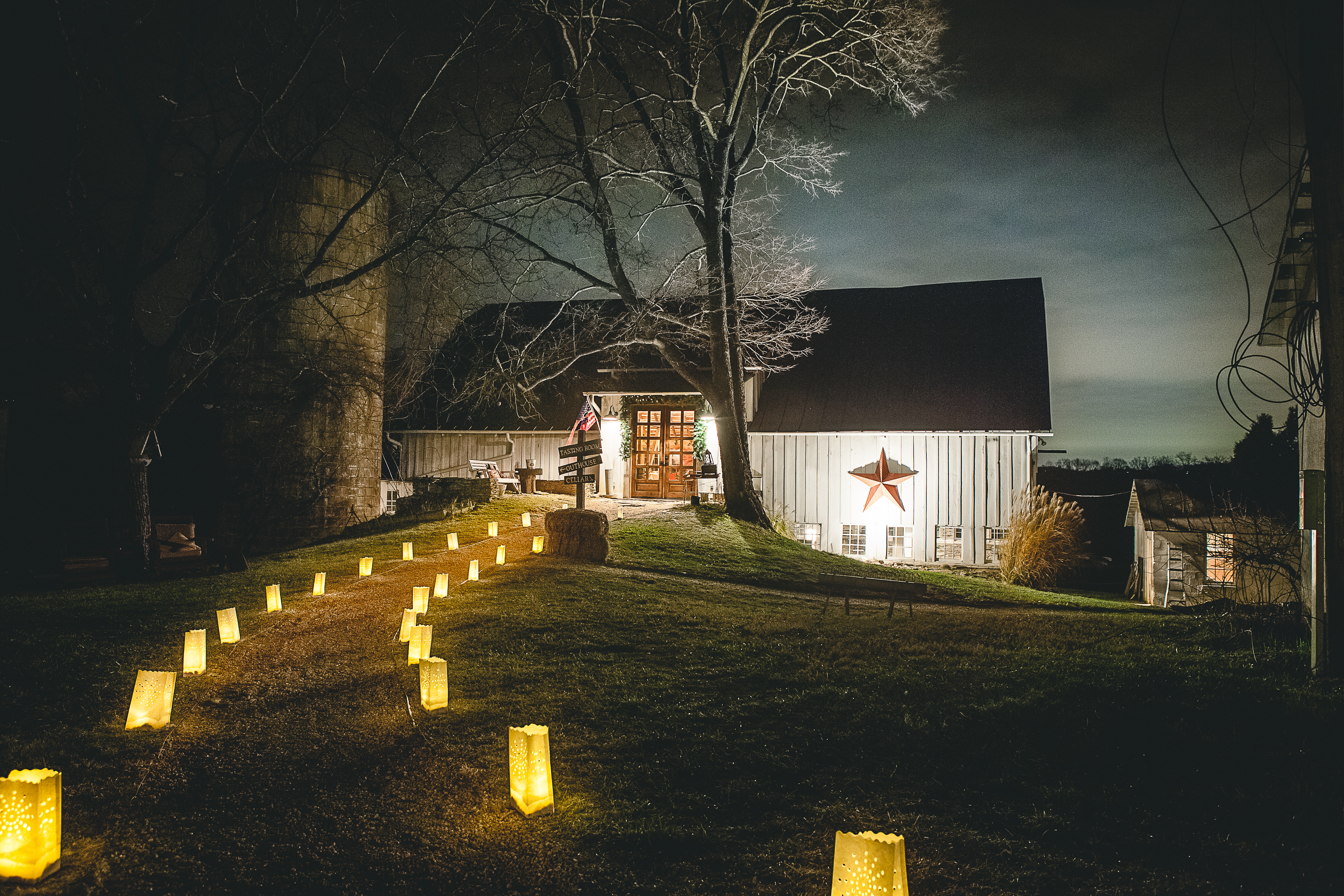 The Barns at Hamilton Station Vineyards | Home